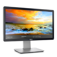 "Dell P2014h 19.5"" Widescreen Led Monitor Black/silver - (1600x900)/vga/dvi-d/vesa/usb P2014h - xep01"