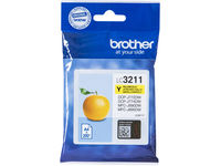 Brother LC3211Y Yellow - 200 pages DCPJ772DW / DCPJ774DW LC3211Y - eet01