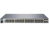 Hewlett Packard Enterprise 2530-48-poe+ Switch - With Uk Power Cable J9778a - xep01