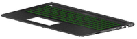 HP Keyboard (Nordic) With Top Cover 926893-DH1 - eet01