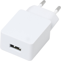 ESTUFF Home Charger 1 USB 2,4A, 12W For smartphones and tablets  W125799833 - eet01