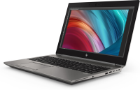 "Hp Hp Zbook 15 G6 Mobile Workstation - 15.6"" - Core I7 9750h - 8 Gb Ram - 256 Gb Ssd - Uk 6tr54ea - xep01"