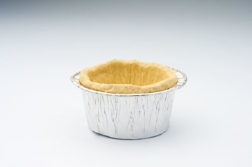 """1.5"""" Short Plain Pastry Cups In Tin"""