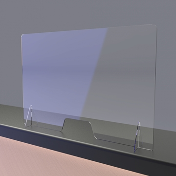 Free Standing Protective Screens