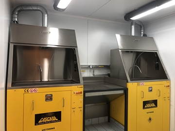 Ventilation Systems For Fume Containment
