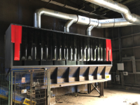 Bespoke Dust Extraction Systems