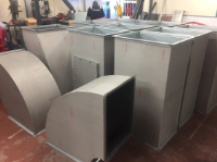 Bespoke FireMac Fire Rated Duct Systems