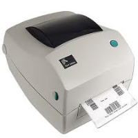 Zebra TLP 2844 Thermal Receipt Printer 2844-10300-0001 - Refurbished