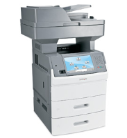 Lexmark X656dte Printer 16M1602 - Refurbished