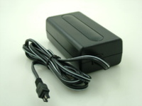 MicroBattery 8.4V 1.5A L200/L200B Charger for Sony Camcorder MBA50132 - eet01
