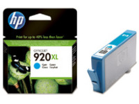 HP Ink Cyan 920XL Pages 700 CD972AE - eet01