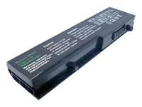MicroBattery 6 Cell Li-Ion 11.1V 5.2Ah 58wh Laptop Battery for Dell MBI2224 - eet01