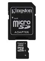 Kingston 16GB MICRO SD Class 4 Flash memory SDC4/16GB - eet01