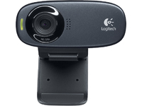 Logitech HD Webcam C310 Black  960-001065 - eet01
