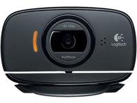 Logitech HD Webcam C525 Black  960-001064 - eet01