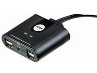 Aten 2-Port USB 2.0 Peripheral Switch US224-AT - eet01