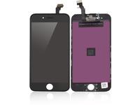 MicroSpareparts Mobile IPhone 6 LCD Assembly Black Original LCD, Copy Glass MOBX-IPO6G-LCD-B - eet01