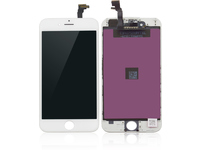 MicroSpareparts Mobile IPhone 6 LCD Assembly White Non-Full Assembly MOBX-IPO6G-LCD-W - eet01