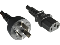 MicroConnect Power Cord Type I to C13 1.8m Argentina Type I to C13 PE010418ARGENTINA - eet01
