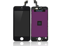 MicroSpareparts Mobile IPhone 5s LCD Assembly Black  MOBX-IPO5S-LCD-B - eet01