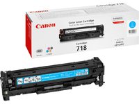Canon Toner Black Twin Pack 718BK Pages 3.400 2662B005 - eet01