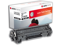 AgfaPhoto Toner Black Pages 2.200 / 130g APTHP283XE - eet01
