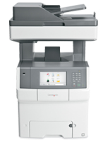 34T5012 Lexmark X748DE X748 MFP A4 Colour Multifunction Laser Printer - Refurbished with 3 months RTB warranty