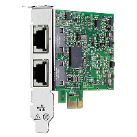 615732-B21 HP Ethernet 1Gb 2-port 332T Adapter Refurbished with 1 year warranty