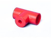 Bisson CAPILLARY TEE PIECE RED  ABS022 - eet01