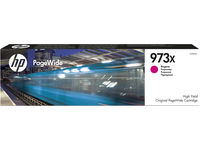 HP Inc. Ink 973XL Magenta Pages 7.000 F6T82AE - eet01