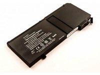 MicroBattery 58Wh Apple Laptop Battery 6 Cell Li-Pol 10.8V 5.4Ah MBXAP-BA0059 - eet01