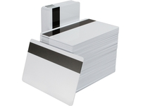 Zebra Z6 White Composite Card 30 Mil with Magnetic Stripe 104524-107 - eet01