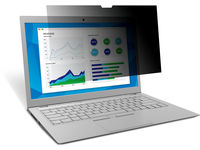 """3M Privacy Filter 14"""" 16:9 HP EliteBook 840 G1/G2 Touch 98044064123 - eet01"""