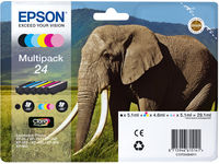 Epson T24 MULTIPACK (NON TAGGED) C13T24284011 - eet01