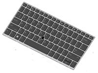 HP Inc. Keyboard (EURO) W. Backlight / Privacy L15500-B31 - eet01
