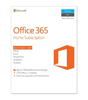Microsoft Microsoft Office 365 Home - Box Pack (1 Year) - Up To 6 People - Non-commercial - 32/64-bit  Medialess  P2 - Win  Mac  Android  Ios - Dutch - Eurozone 6gq-00788 - xep01