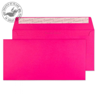 242 Blake Creative Colour Shocking Pink Peel & Seal Wallet 114X229mm 120Gm2 Pack 500 Code 242 3P- 242