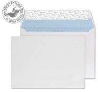 31213 Blake Premium Office Ultra White Wove Peel & Seal Wallet 114X162mm 120Gm2 Pack 25 Code 31213 3P- 31213