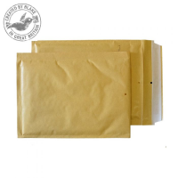 C/0 GOLD Blake Purely Packaging Gold Peel & Seal Padded Bubble Pocket 215X150mm 90G Pk100 Code C/0 Gold 3P- C/0 GOLD