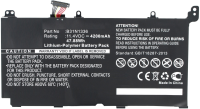 MicroBattery Laptop Battery for Asus 47.88Wh Li-Pol 11.4V 4200mAh MBXAS-BA0034 - eet01