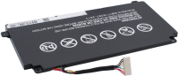 MicroBattery Laptop Battery for Toshiba 41.58Wh Li-Pol 10.8V 3850mAh MBXTO-BA0024 - eet01