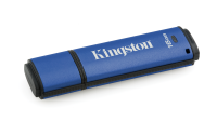 Kingston 16GB DataTraveler USB3.0 256bit AES Encrypted DTVP30/16GB - eet01