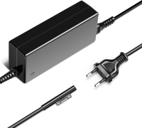 MicroBattery Power Adapter for MS Surface 90W 15V 6A Plug:Special-Thin MBXMS-AC0008 - eet01
