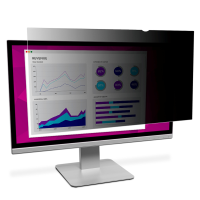 """3M High Clarity Privacy Filter For 27.0"""" Widescreen Monitor 98044065542 - eet01"""