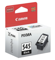 canon PG545 Black Ink Cartridge 8287B001 - MW01