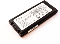 MicroBattery Laptop Battery for Panasonic 84Wh 9 Cell Li-ion 10.8V 7.8Ah MBXPA-BA0001 - eet01