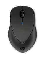 Hp Hp X4000b - Mouse - Laser - Wireless - Bluetooth - For Hp 245 G7; Elite X2; Mobile Thin Client Mt45; Probook 455r G6; Zbook 15 G6  17 G6 H3t50aa#ac3 - xep01