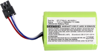 MicroBattery Battery for Comtec Scanner 11.1Wh Li-ion 7.4V 1500mAh MBXPOS-BA0046 - eet01