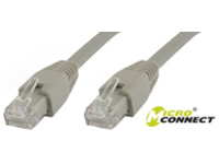 MicroConnect U/UTP CAT6A 30M Grey LSZH Unshielded Network Cable, UTP6A30 - eet01