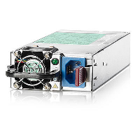 656364-B21 HPE 1200W CS PLAT PL HTPLG Power Supply Kit Refurbished with 1 year warranty